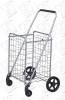 WM99024S Portable Folding Shopping Cart with Swivel Wheel