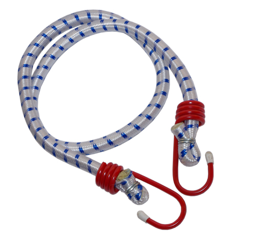 "18"" x 10PC x 12mm Heavy Duty Bungee Cord"