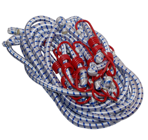 "60"" x 10PC x 12mm Heavy Duty Bungee Cord"
