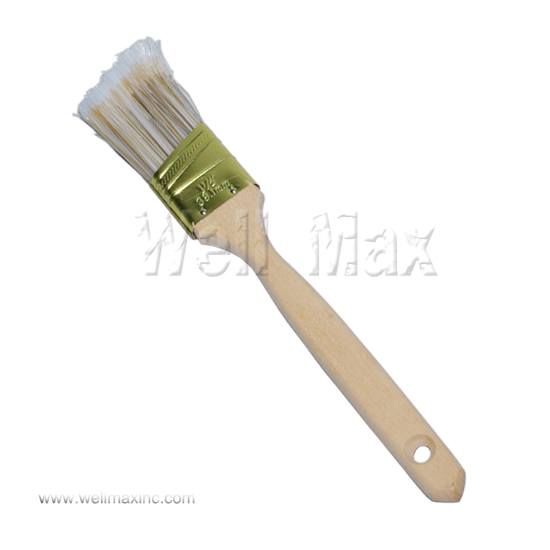 "1-3/16"" Angled 10PC Lots All Purpose Paint Brushes"