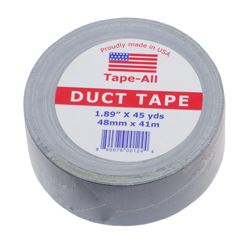 "2"" x 45 Yards Duct Tape USA Made"