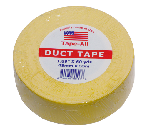 "2"" x 60 Yards Duct Tape USA Made"