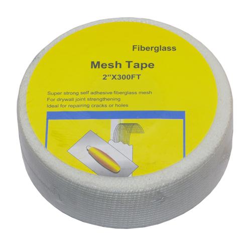 Fiberglass Mesh Tape : Ft fiberglass mesh tape wm  wellmax