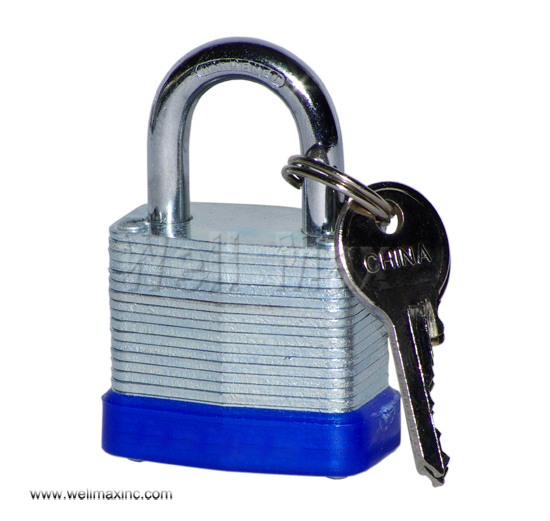 "30mm (1-3/16"") Short Shank Laminated Padlock"