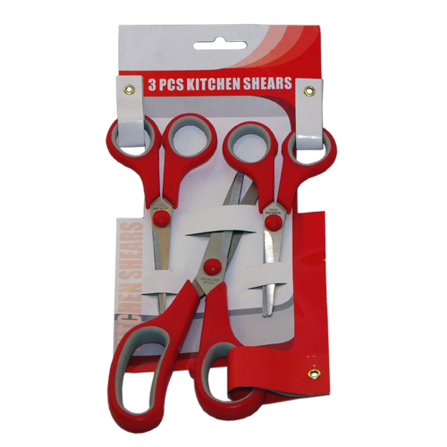 3PC Scissors Set