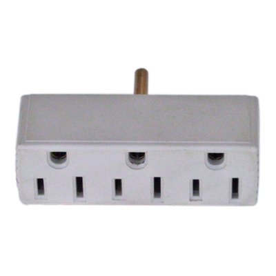 3 Outlet Wall Type Adapter