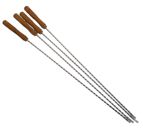 4PC Skewer Set