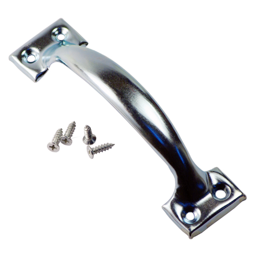 "6"" Zinc Plated Utility Pulls & Handle"