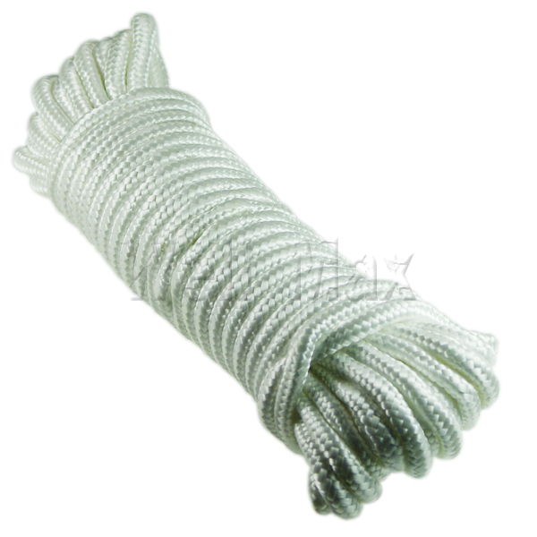 "3/8"" x 50 FT PP Diamond Braid Rope"