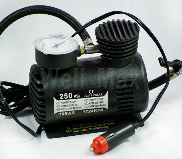 250 PSI MINI Air Compressor