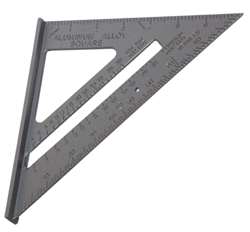 Aluminum Rafter Angle Square