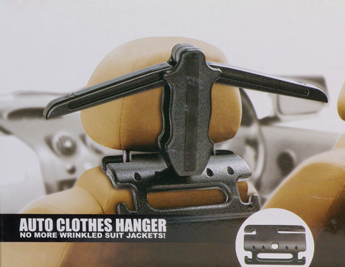 Auto Clothes Hanger