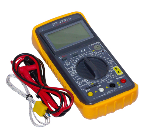 DT9508B Digital Multimeter