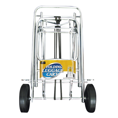 Heavy Duty Folding Metal Luggage Carrier/Cart [KC10078] - $28.00 ...
