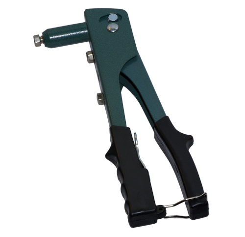 One Way Hand Riveter With/Riveters
