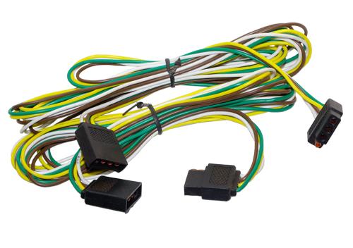 "120"" 4-Way Trailer Wire W/Plug"