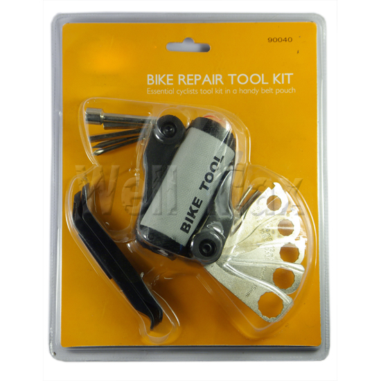 12PC Bicycle Bike Repair Tool Kits