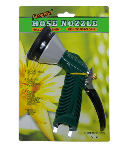 Multi-function Hose Nozzle