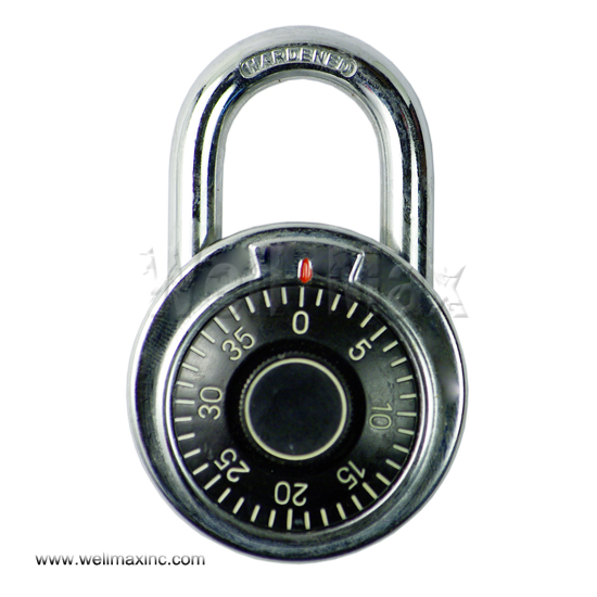 "50mm 2"" COMBINATION LOCK"