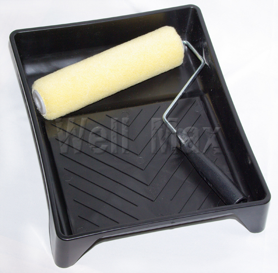 "3 Piece 9"" Paint Tray set"