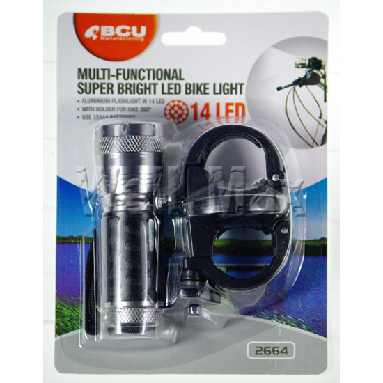 14 LED Super Bright LED Bicycle Bike Light