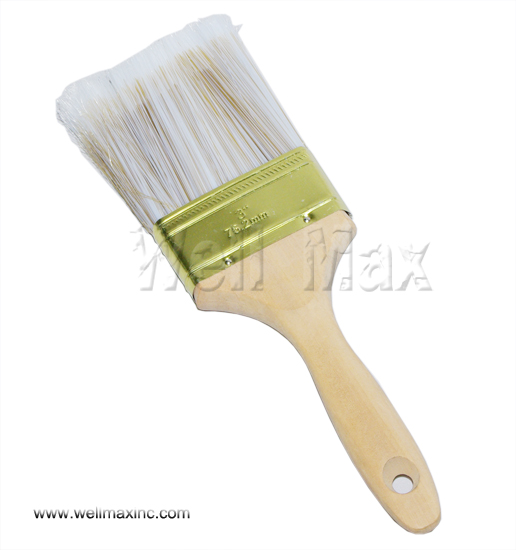"3"" (75mm) 10PC Lots All Purpose Paint Brushes"