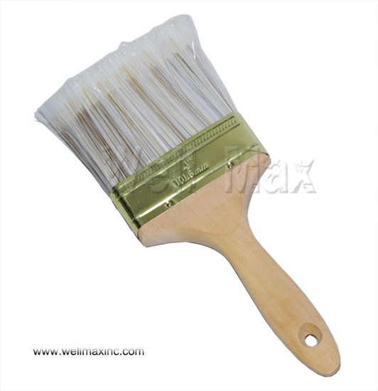 "4"" (100mm) 10PC Lots All Purpose Paint Brushes"